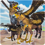 Wild Griffin Family Flying Eagle Simulator (MOD, Unlimited Money) 2.0