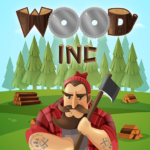 Wood Inc. – 3D Idle Lumberjack Simulator Game (MOD, Unlimited Money) 1.1.1