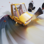 ZigZagDriver : Hyper Casual Driving Game (MOD, Unlimited Money) 2