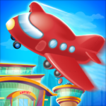 Airport Activities Adventures Airplane Travel Game (MOD, Unlimited Money) 1.0.5