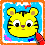 Animal Sounds for babies & Coloring book for kids (MOD, Unlimited Money) 1.20