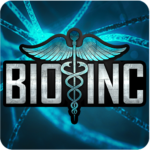Bio Inc – Biomedical Plague and rebel doctors. (MOD, Unlimited Money) 2.936