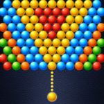 Bubble Shooter Mania Blast   (MOD, Unlimited Money) 1.15