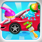 🚗🖌️Car Beauty Salon – Wash, Clean & Repair Game (MOD, Unlimited Money) 3.7.5038