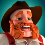 Chuck the Farmer | Casual Games | Time Pass (MOD, Unlimited Money) 3.3