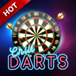 Darts and Chill super fun, relaxing and free   (MOD, Unlimited Money) 1.673