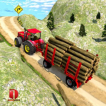 Drive Tractor trolley Offroad Cargo- Free 3D Games (MOD, Unlimited Money) 2.0.26