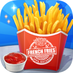 Fast Food – French Fries Maker   (MOD, Unlimited Money) 1.3