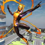 Flying Spider Hero Two -The Super Spider Hero 2020 (MOD, Unlimited Money) 0.2.7