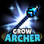 Grow ArcherMaster – Idle Action Rpg  (MOD, Unlimited Money) 1.3.2