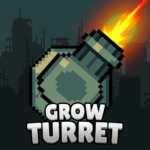 Grow Turret – Idle Clicker Defense   (MOD, Unlimited Money) 7.5.5
