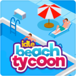 Idle Beach Tycoon : Cash Manager Simulator (MOD, Unlimited Money) 1.0.24