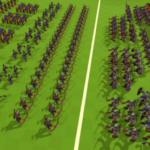 MEDIEVAL BATTLE: EUROPEAN WARS (MOD, Unlimited Money) 2.2