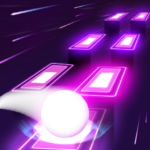 Neon Tiles Hop Color Ball : Forever Dancing Ball (MOD, Unlimited Money) 1.5