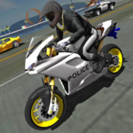 Police Motorbike Traffic Rider (MOD, Unlimited Money) 1.8
