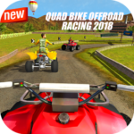 Quad Bike Offroad Racing 2018: Extreme Bike Racer (MOD, Unlimited Money) 1.0.3