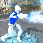 Snow Storm Super Human: Flying Ice Superhero War (MOD, Unlimited Money) 1.0.5