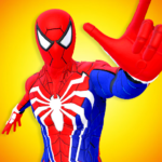 Spider Hero Fight Gangster Rope Battle Crime City (MOD, Unlimited Money) 3.0