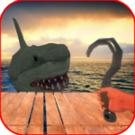 Survival on Raft: Ocean (MOD, Unlimited Money) 1.2.2