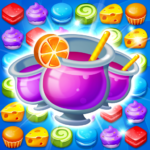 Sweet Monster™ Friends Match 3 Puzzle | Swap Candy   (MOD, Unlimited Money) 1.3.2