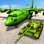 US Army Tank Transporter Truck Driving Games 2021 (MOD, Unlimited Money) 1.9