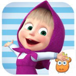 A Day with Masha and the Bear (MOD, Unlimited Money) 19.2
