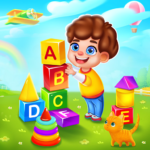 Baby Learning Games for Toddlers & Preschool Kids  1.0.22
