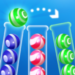 Ball Match Puzzle:Color Sort Bubbles (MOD, Unlimited Money) 1.1.7