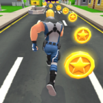 Battle Run – Endless Running Game (MOD, Unlimited Money) 1.0.2