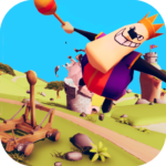 Catapult Shooter 3D💥: Revenge of the Angry King👑 (MOD, Unlimited Money) 1.0.19