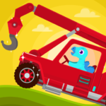Dinosaur Rescue – Truck Games for kids & Toddlers (MOD, Unlimited Money) 1.1.0