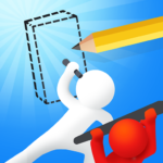 Draw Hammer – Drawing games   (MOD, Unlimited Money) 1.4.7