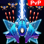Galaxy Attack – Space Shooter – Galaxia   (MOD, Unlimited Money) 0.09