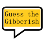 Guess the gibberish game – word games / challenge (MOD, Unlimited Money) 1.36