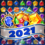 Jewels Mystery: Match 3 Puzzle  1.3.6