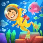 Kiddos under the Sea : Fun Early Learning Games (MOD, Unlimited Money) 1.0.3