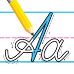 Kids Learn Cursive Writing – Cursive For Toddlers (MOD, Unlimited Money) 10.0