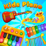 Kids Piano: Animal Sounds & musical Instruments (MOD, Unlimited Money) 1.0.3