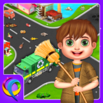 My City Cleaning – Waste Recycle Management (MOD, Unlimited Money) 1.0.3