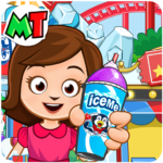 My Town : Fun Amusement Park Game for Kids Free (MOD, Unlimited Money) 1.06