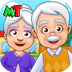 My Town : Grandparents Play home Fun Life Game (MOD, Unlimited Money) 1.03