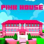 Pink Princess House Craft Game (MOD, Unlimited Money) 2.7