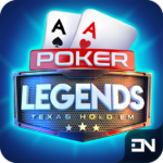Poker Legends Free Texas Holdem Poker Tournaments   (MOD, Unlimited Money) 0.3.00