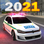 Police Car Game Simulation 2021   (MOD, Unlimited Money) 1.2