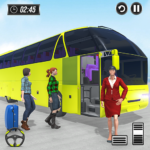 Public Transport Bus Coach: Taxi Simulator Games   (MOD, Unlimited Money) 1.9