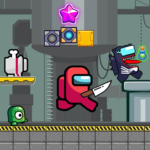 RED IMPOSTER – NIGHTMARE ADVENTURE (MOD, Unlimited Money) 1.4