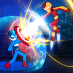 Stickman Fighter Infinity – Super Action Heroes (MOD, Unlimited Money) 1.1.5