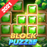 BlockPuz Jewel Free Classic Block Puzzle Game  (MOD, Unlimited Money) 1.3.0