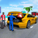 City Taxi Driver 2021 2: Pro Taxi Games 2021 (MOD, Unlimited Money) 0.1