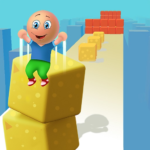 Cube Stack 3d: Fun Passing over Blocks and Surfing (MOD, Unlimited Money) 1.0.7
